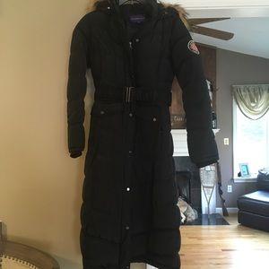 Madden Girl Winter Puffy Jacket (Long)